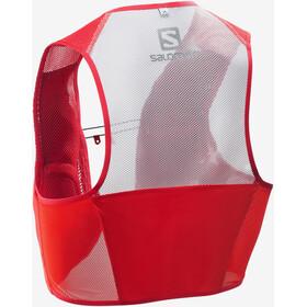 Salomon S/Lab Sense 2 Bag Set racing red